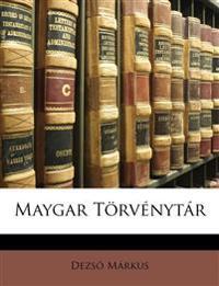 Maygar Törvénytár