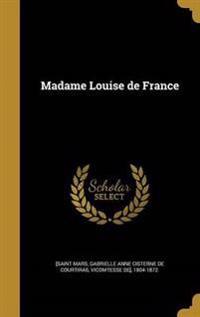 FRE-MADAME LOUISE DE FRANCE