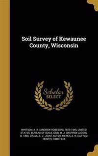 SOIL SURVEY OF KEWAUNEE COUNTY
