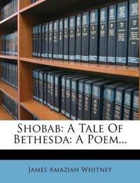 Shobab: A Tale Of Bethesda: A Poem...