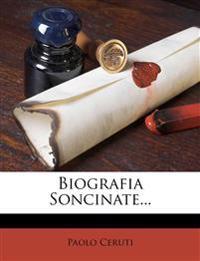Biografia Soncinate...