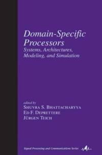 Domain-Specific Processors