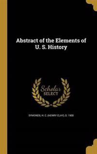 ABSTRACT OF THE ELEMENTS OF US