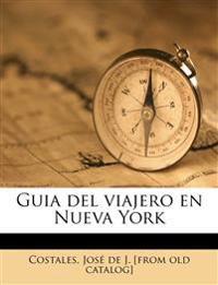 Guia del viajero en Nueva York