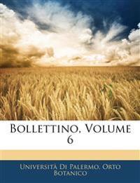 Bollettino, Volume 6