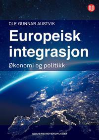 Europeisk integrasjon - Ole Gunnar Austvik | Inprintwriters.org