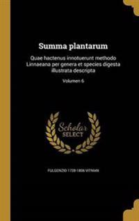 LAT-SUMMA PLANTARUM
