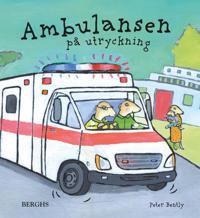 Ambulansen på utryckning