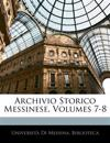 Archivio Storico Messinese, Volumes 7-8
