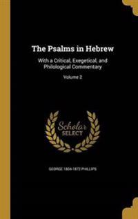 PSALMS IN HEBREW