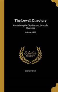 LOWELL DIRECTORY