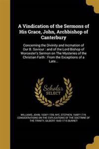 VINDICATION OF THE SERMONS OF