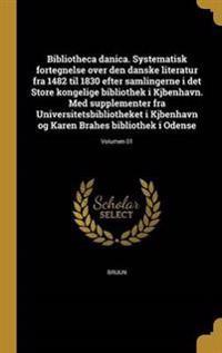 LAT-BIBLIOTHECA DANICA SYSTEMA