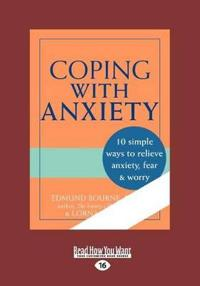 Coping with Anxiety (Large Print 16pt)