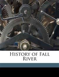 History of Fall River
