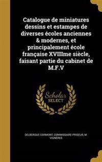 FRE-CATALOGUE DE MINIATURES DE
