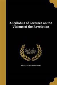 SYLLABUS OF LECTURES ON THE VI