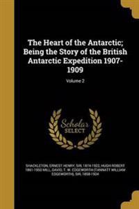 HEART OF THE ANTARCTIC BEING T