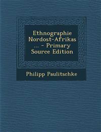 Ethnographie Nordost-Afrikas ...