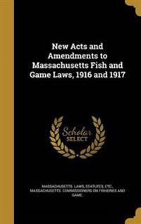 NEW ACTS & AMENDMENTS TO MASSA