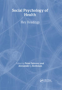 Social Psychology of Health