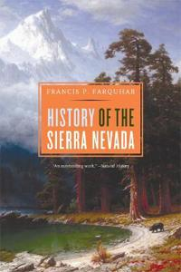 History of the Sierra Nevada