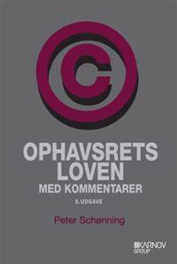 Ophavsretsloven med kommentarer