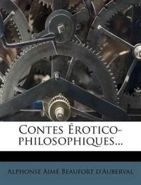 Contes Érotico-philosophiques...