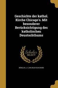 GER-GESCHICHTE DER KATHOL KIRC