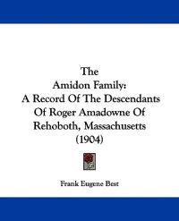 The Amidon Family