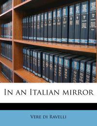 In an Italian mirror