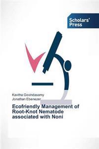 Ecofriendly Management of Root-Knot Nematode Associated with Noni