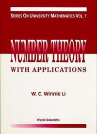 Number Theory With Applications