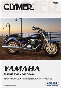 Clymer Yamaha V-Star 1300 2007-2010