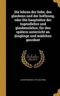 GER-LEHREN DER LIEBE DES GLAUB