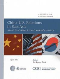 China Us Relations in East Asipb