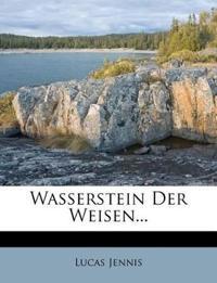 Wasserstein Der Weisen...
