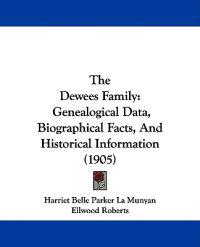 The Dewees Family