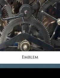 Emblem Volume yr.1941