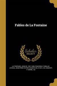 FRE-FABLES DE LA FONTAINE