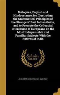 DIALOGUES ENGLISH & HINDOOSTAN