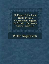 Il Fuoco E La Luce Nella Divina Commedia: Saggio Di Studi - Primary Source Edition