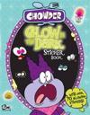 Chowder Glow in the Dark Sticker Book
