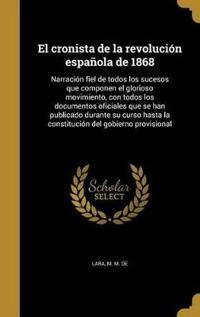 SPA-CRONISTA DE LA REVOLUCION