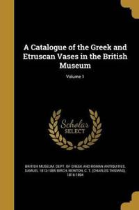 CATALOGUE OF THE GREEK & ETRUS