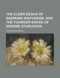 The Elder Eddas of Saemund Sigfusson