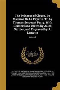 PRINCESS OF CLEVES BY MADAME D