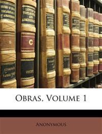 Obras, Volume 1