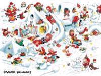 Mauri Kunnaksen Joulukalenteri