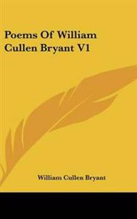 Poems of William Cullen Bryant